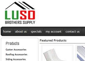 Luso Brothers Supply